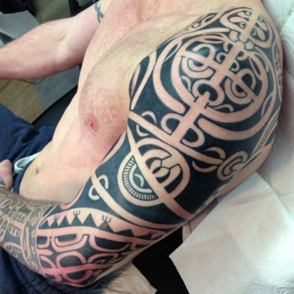 marquesan tattoos for men and women 39