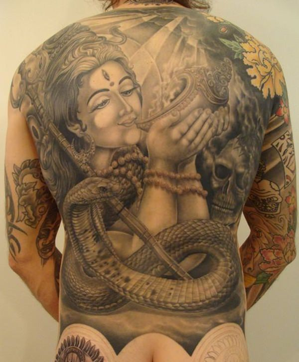 A Full Back Piece
