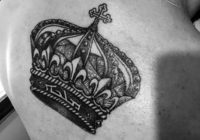 Crown Tattoos for Men