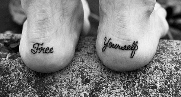 Foot Tattoo Design You Must See