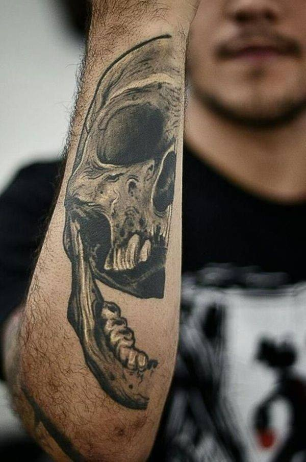 Forearm Tattoos for Men Women 52