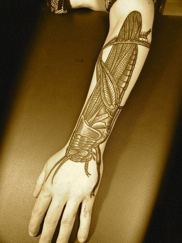 Forearm Tattoos for Men Women 66