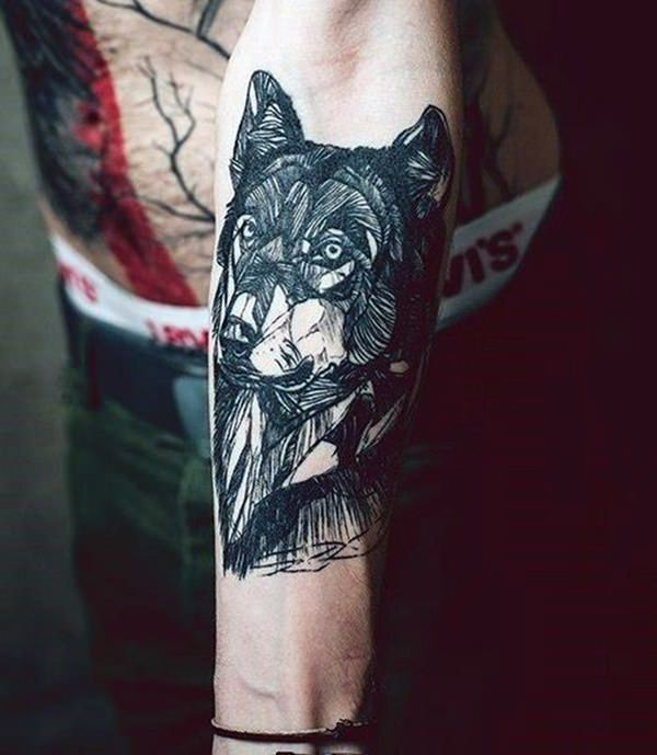 Forearm Tattoos for Men Women 72