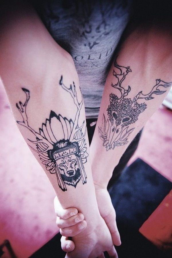 Forearm Tattoos for Men and Women 1