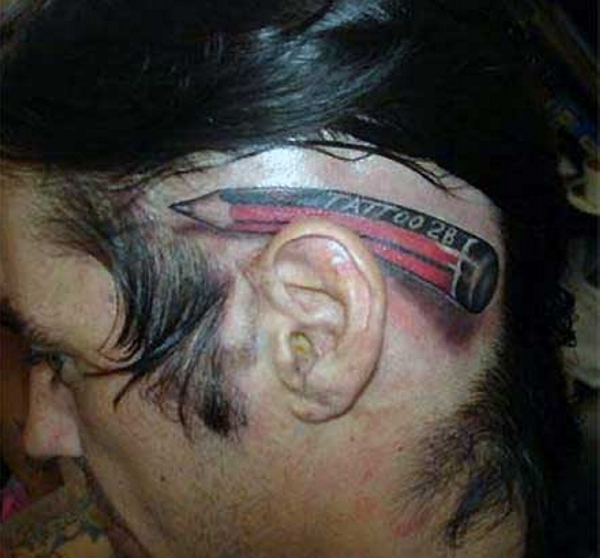 Funniest Tattoos for Men and Women 14