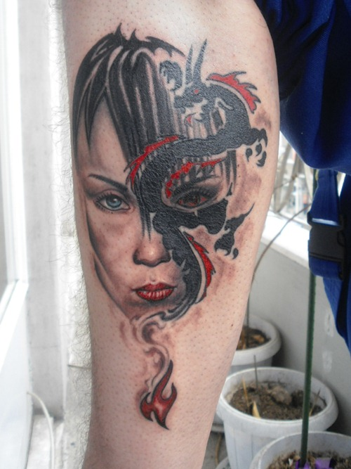 Funniest Tattoos for Men and Women 45
