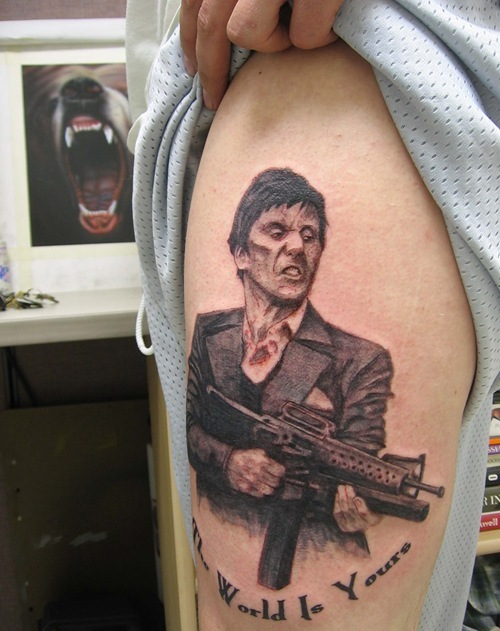 Funniest Tattoos for Men and Women 47