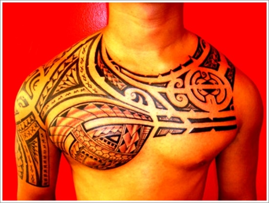 30 Best Maori Tribal Tattoo Designs