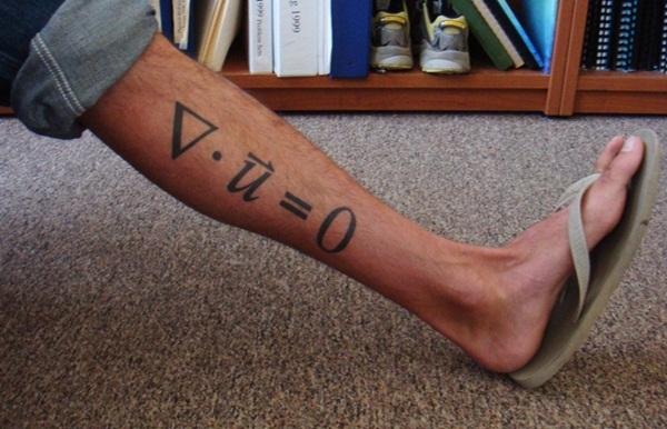 Science Tattoo Ideas 22