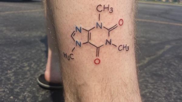 Science Tattoo Ideas 29