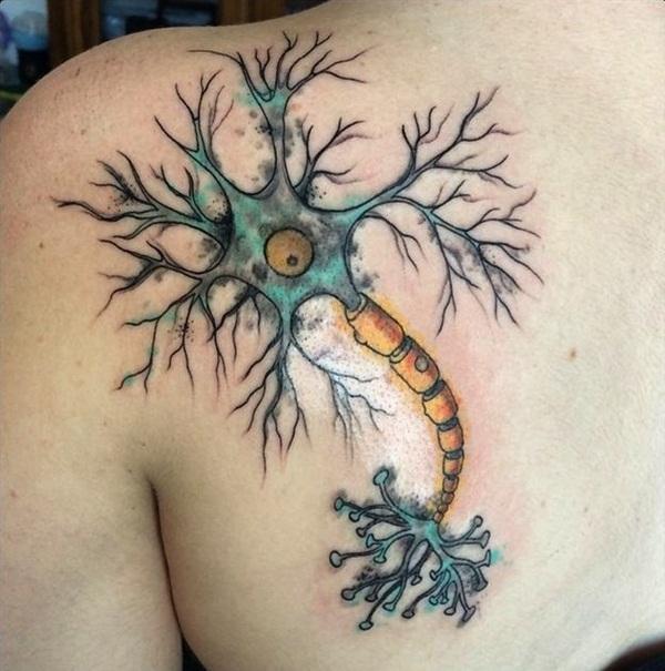 Science Tattoo Ideas 38