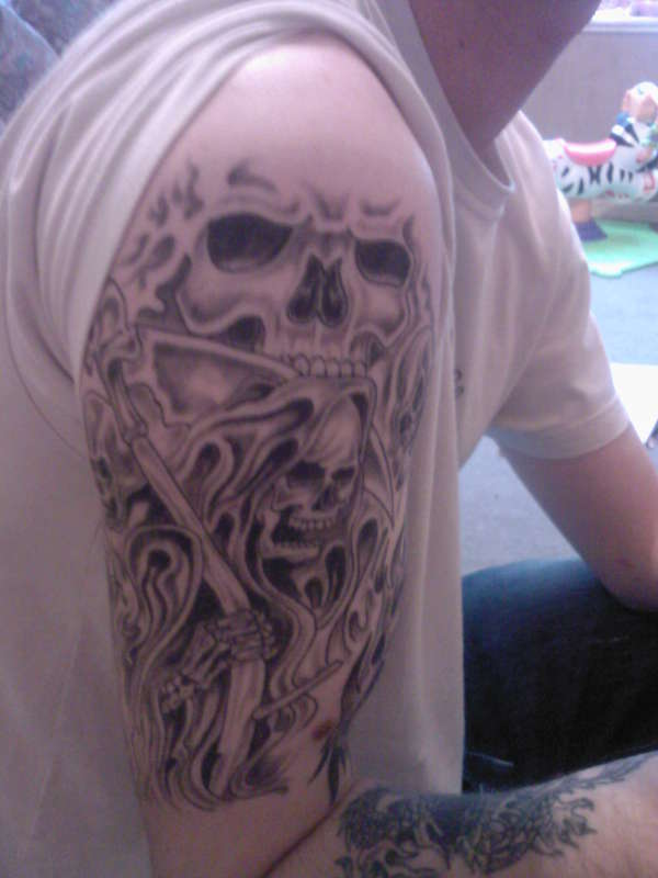 Skull Tattoos for Men and Women 100