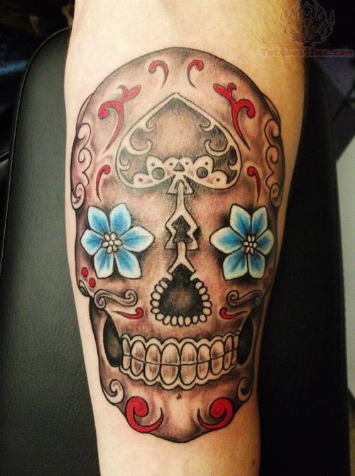 Skull Tattoos for Men and Women 104