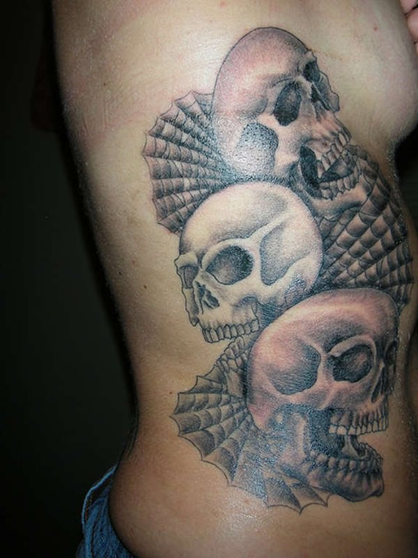 Skull Tattoos for Men and Women 11