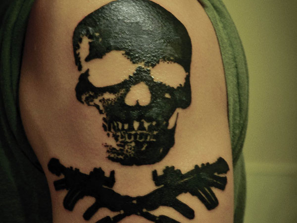 Skull Tattoos for Men and Women 3