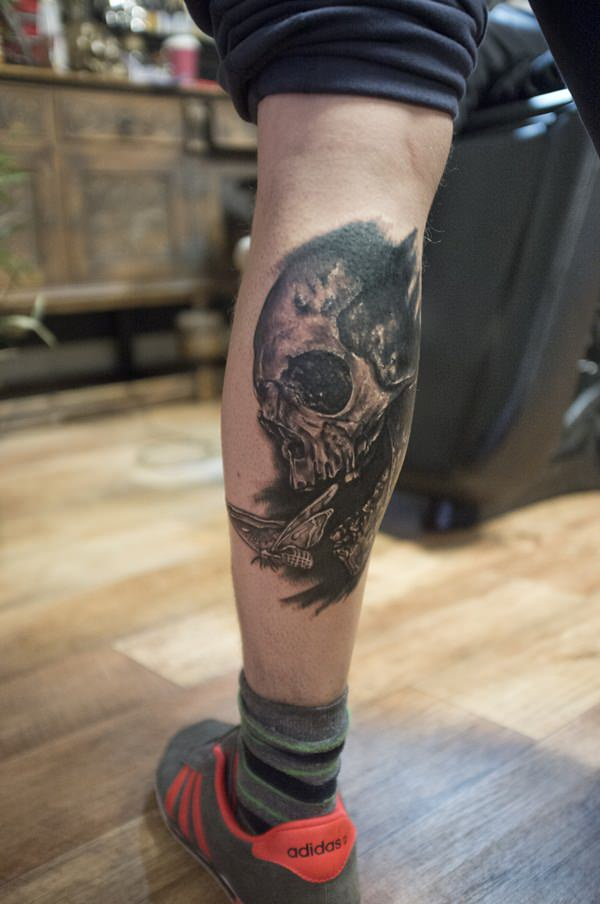 Skull Tattoos for Men and Women 32