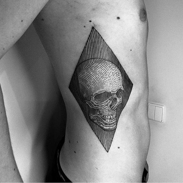Skull Tattoos for Men and Women 43