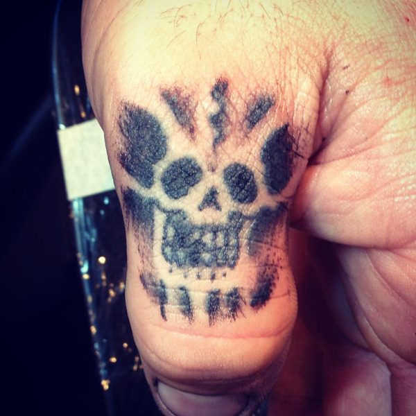 Skull Tattoos for Men and Women 46