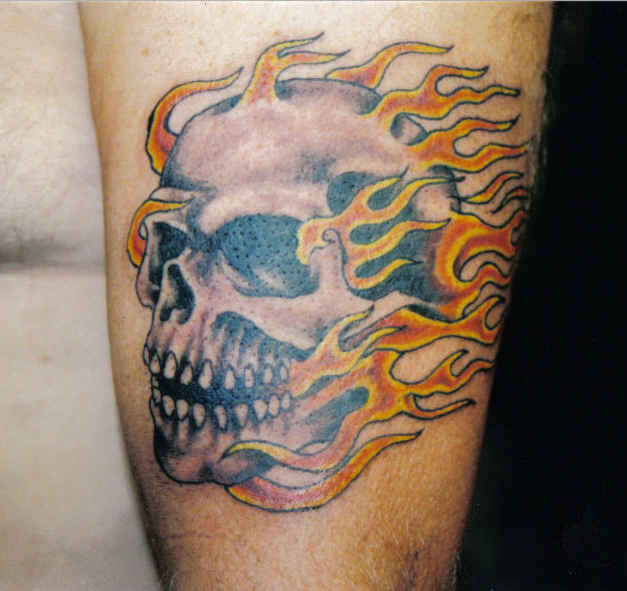 Skull Tattoos for Men and Women 49