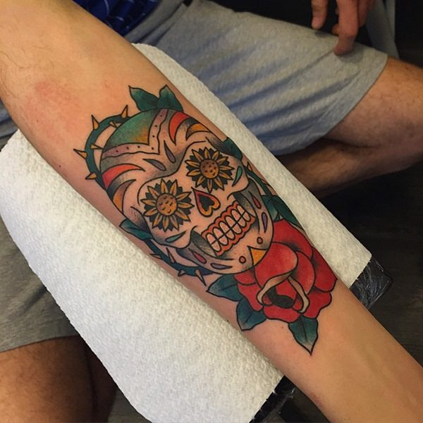 Skull Tattoos for Men and Women 50