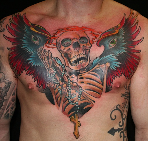 Skull Tattoos for Men and Women 56