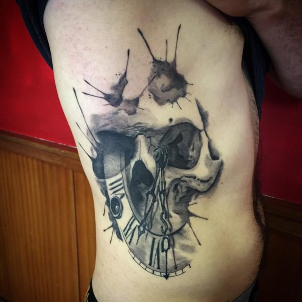 Skull Tattoos for Men and Women 61