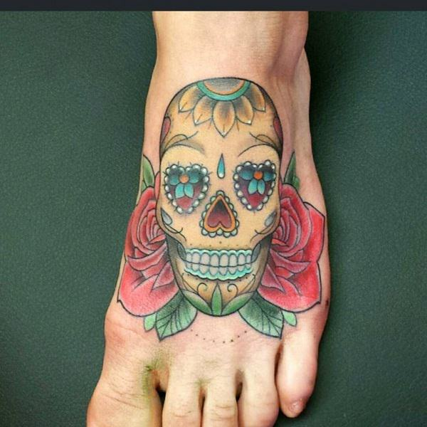 Skull Tattoos for Men and Women 64
