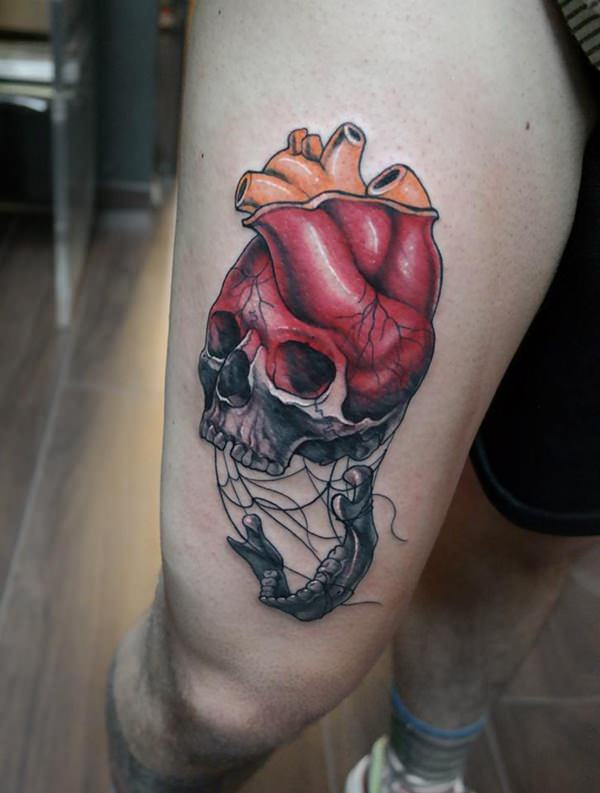 Skull Tattoos for Men and Women 7