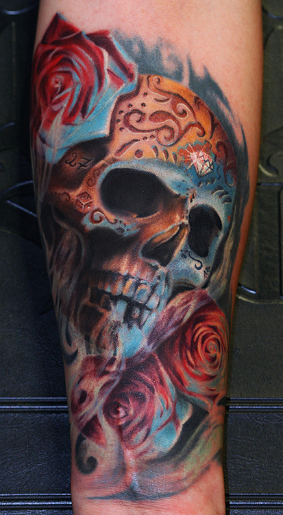 Skull Tattoos for Men and Women 72