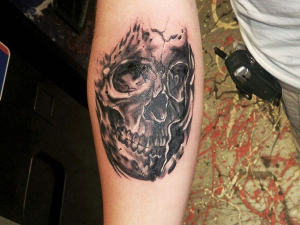 Skull Tattoos for Men and Women 78