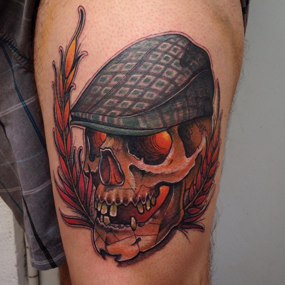 Skull Tattoos for Men and Women 9