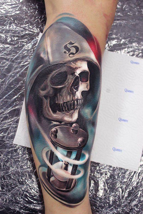 Skull Tattoos for Men and Women 90