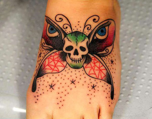 Skull Tattoos for Men and Women 97