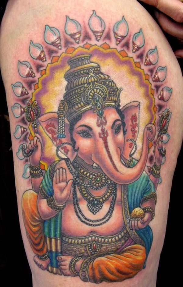 Hindu Religion Tattoos