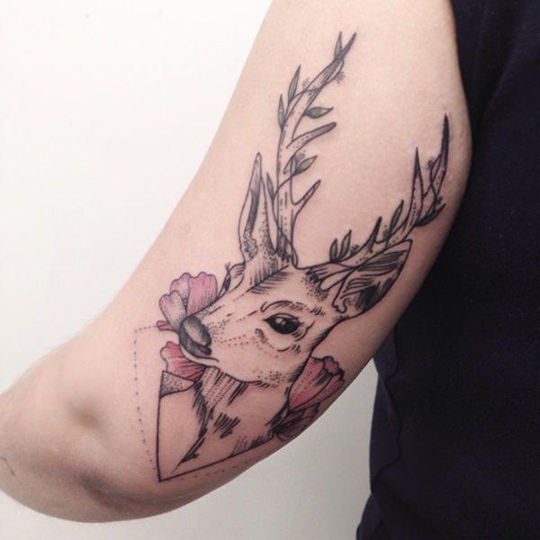 Unicorn Tattoo Designs 32