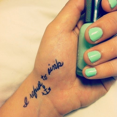 Mind Blowing Girl Tattoo Quotes 12
