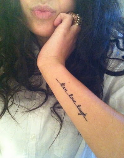 Mind Blowing Girl Tattoo Quotes 9