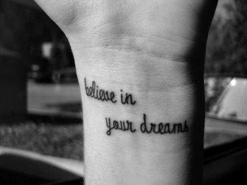 Mind Blowing Girl Tattoo Quotes