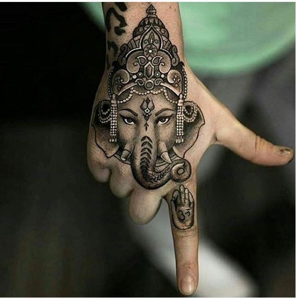 Best Elephant Tattoo Designs And Ideas 23
