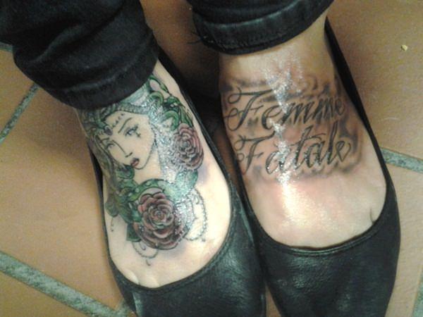 Extraordinary Medusa Tattoo Designs 12