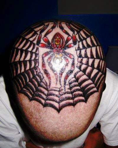 Spider Tattoo Designs