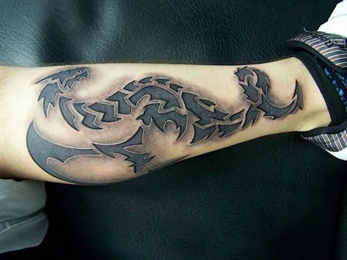 Craziest & Best 3D Tattoos Designs and Ideas