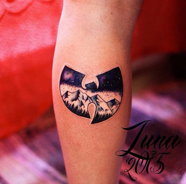 Best Wu-Tang Tattoos Designs and Ideas
