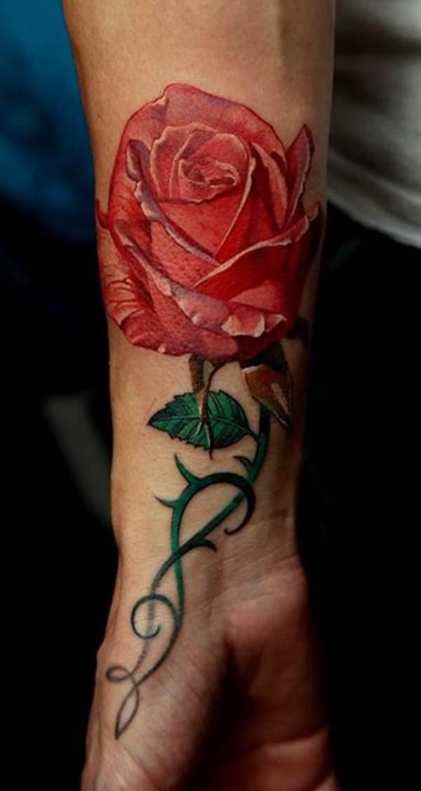 Most Beautiful Flower Tattoos For Men & Women