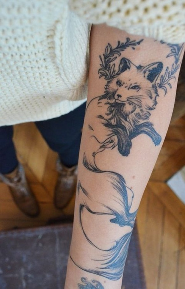 Arm Tattoos Design and Ideas for Women