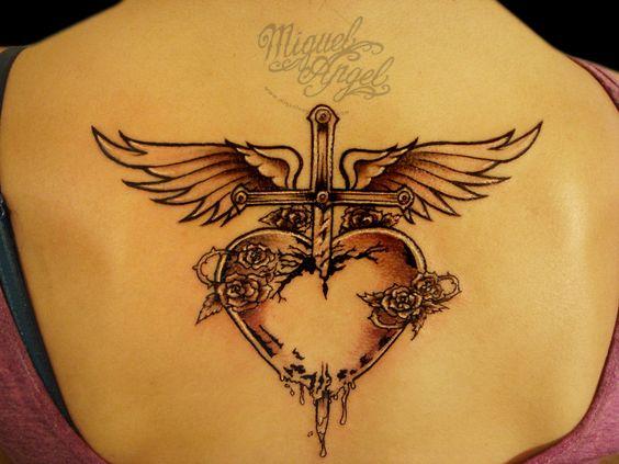 Bon Jovis logo tattoo