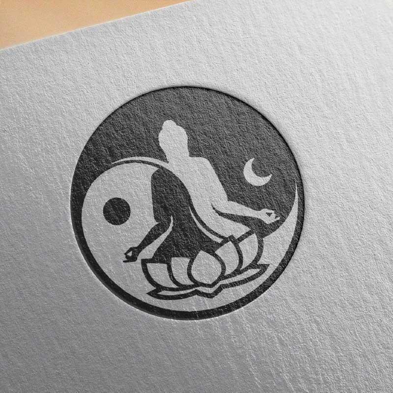 Designs de tatuagem com logotipo personalizado QR code