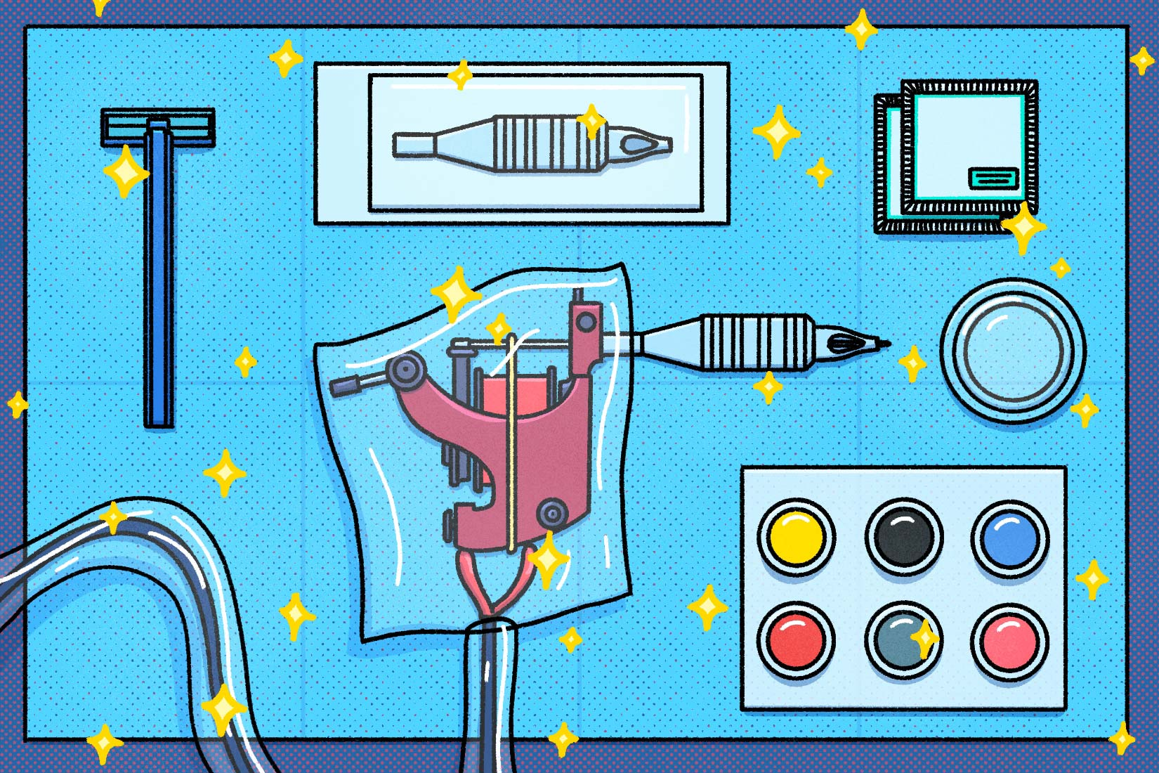 How To Maintain Tattoo Machines