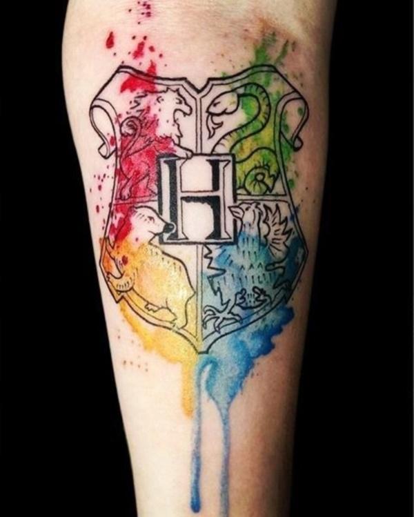 Tatuagens de Harry Potter