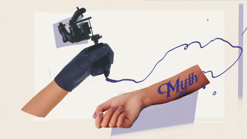 Busting Some of the Most Common Tattoo Myths